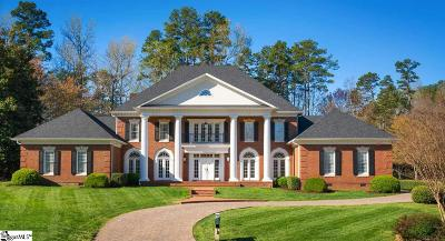 Greer Single Family Home For Sale: 5 Redgold