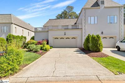 Greer Condo/Townhouse For Sale: 88 Castellan