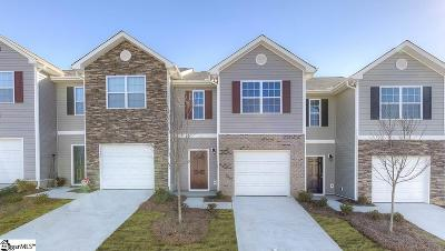 Greenville County Condo/Townhouse For Sale: 109 Moorlyn