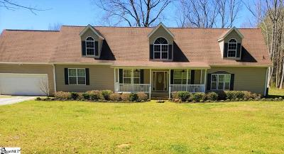Laurens Single Family Home For Sale: 4000 S Harper Street