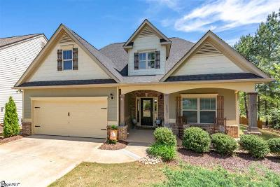 Spartanburg Single Family Home Contingency Contract: 111 S Radcliff
