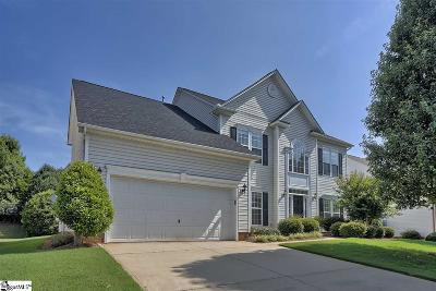 Simpsonville Single Family Home For Sale: 802 Stonewyck