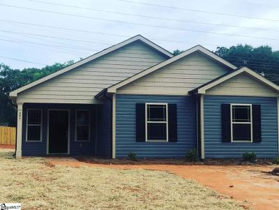 Easley Single Family Home For Sale: 397 W 2nd