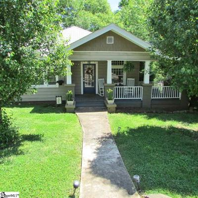 Greenville Single Family Home Contingency Contract: 1310 E North