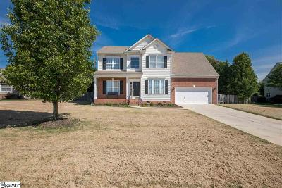 Single Family Home For Sale: 113 Franklin Meadow