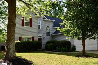 Simpsonville Single Family Home For Sale: 3 N Orchard Farms