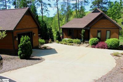 Single Family Home For Sale: 198 Jocassee Point