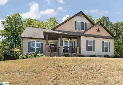Single Family Home For Sale: 120 Hawkcrest