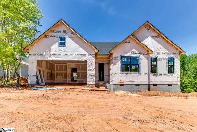 Simpsonville Single Family Home For Sale: 103 Nakkol