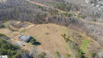 Residential Lots & Land For Sale: 830 Old Buncombe