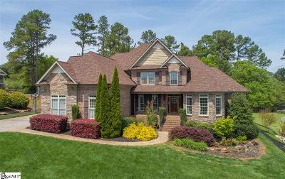Greer Single Family Home For Sale: 18 Griffith Knoll