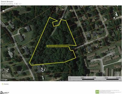 Residential Lots & Land For Sale: Fruit Mountain
