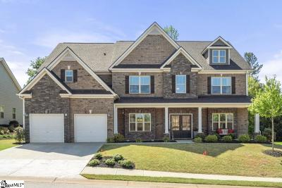 Greenville County Single Family Home Contingency Contract: 39 Foxmoor