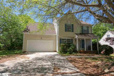 Long Creek Plantation Single Family Home For Sale: 12 Wingcup