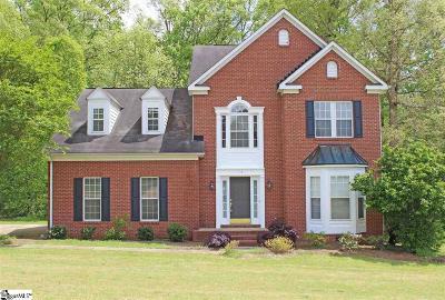 Easley Single Family Home For Sale: 113 Century Oaks