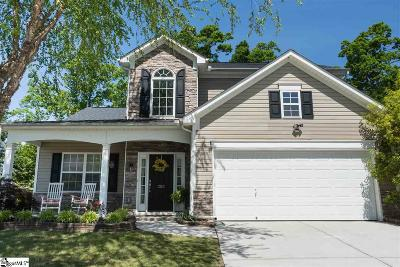 Simpsonville Single Family Home For Sale: 203 Farm Brook