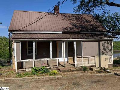 Pelzer Single Family Home For Sale: 20 River