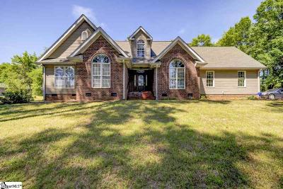 Inman Single Family Home Contingency Contract: 420 Holly Springs Church