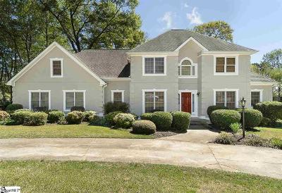 Anderson Single Family Home For Sale: 107 Kilsprings