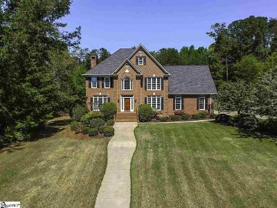 Spartanburg Single Family Home Contingency Contract: 305 Ashwick