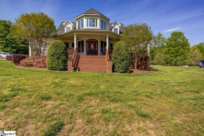 Travelers Rest Single Family Home For Sale: 31 Meadow Fork