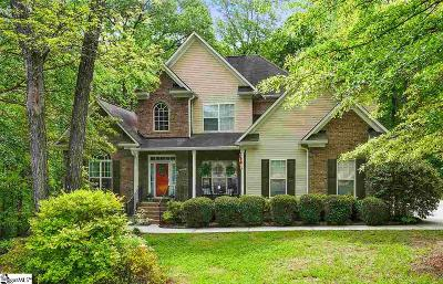 Fountain Inn Single Family Home Contingency Contract: 6 Stone Chase