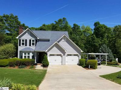 Easley Single Family Home For Sale: 108 Hanford