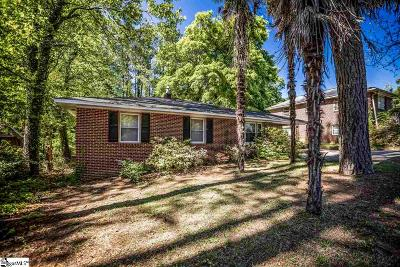 Anderson Single Family Home For Sale: 209 Pine