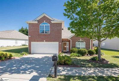 Single Family Home For Sale: 110 Eagle Pass