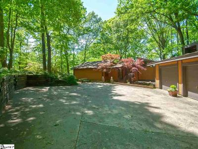 Greenville Single Family Home For Sale: 209 Bromsgrove