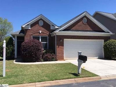 Piedmont SC Single Family Home For Sale: $189,977