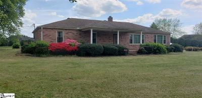 Easley SC Single Family Home For Sale: $225,000