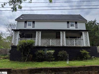 Pelzer Single Family Home For Sale: 21 River