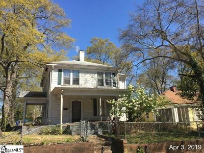 Single Family Home Contingency Contract: 156 W Hampton