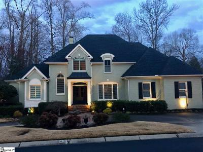Greer Single Family Home For Sale: 1 Rubaiyat
