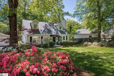 Augusta Road Single Family Home Contingency Contract: 701 Waccamaw
