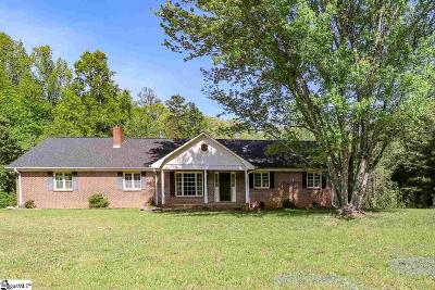 Travelers Rest Single Family Home Contingency Contract: 423 Stamey Valley