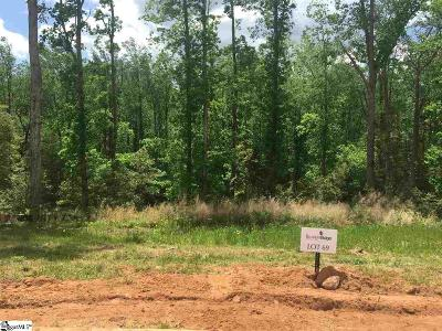 Simpsonville Residential Lots & Land For Sale: 206 Braxton Meadow