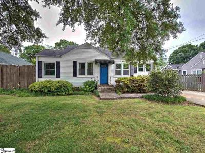 Parkins Mill, Parkins Mill Area Single Family Home Contingency Contract: 315 Parkins Mill