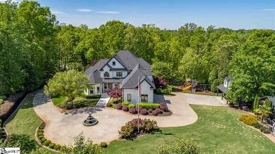 Simpsonville Single Family Home For Sale: 1906 Jonesville