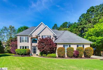 Simpsonville Single Family Home For Sale: 14 Amstar