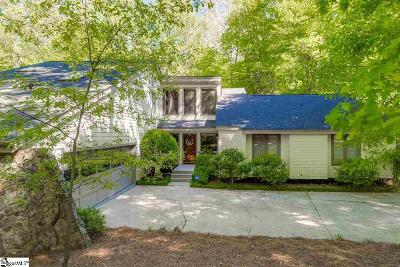 Greer Single Family Home For Sale: 312 Hammett