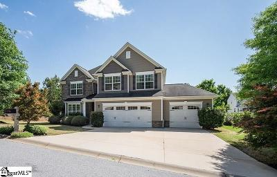 Mauldin Single Family Home For Sale: 307 Youngers