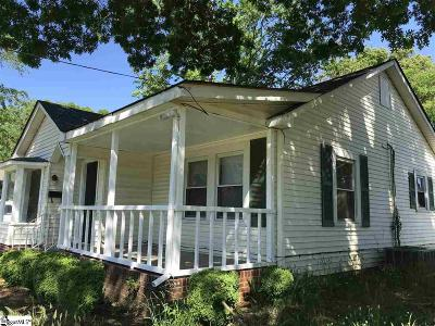Laurens Single Family Home Contingency Contract: 200 Mock