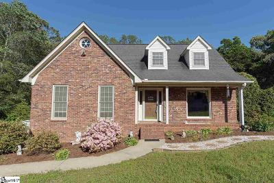 Taylors Single Family Home For Sale: 20 Cottage