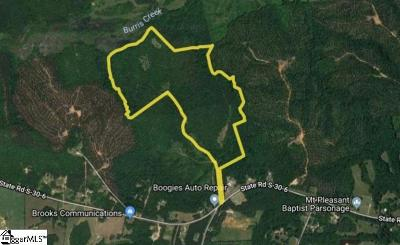 Laurens Residential Lots & Land For Sale: 2678 Indian Mound