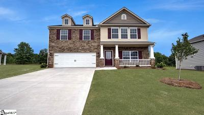 Boiling Springs Single Family Home For Sale: 449 All Seasons
