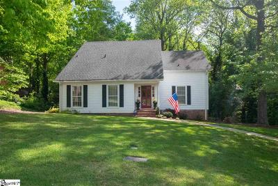 Sugar Creek Single Family Home For Sale: 127 Sugar Creek