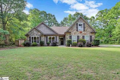 Mauldin Single Family Home Contingency Contract: 25a W Golden Strip