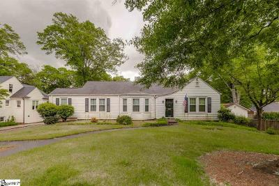 Augusta Road Single Family Home Contingency Contract: 405 Waccamaw